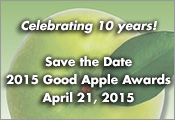 Good Apple Save the Date: April 21