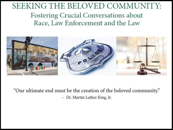 Race, Law Enforcement & The Law